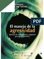 El manejo de la agresividad-Manual de tratamiento completo para profesionales - Howard Kassinove.pdf