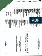 Manual de Investigação Em Ciências Sociais_Quivy e Van Campenhoudt