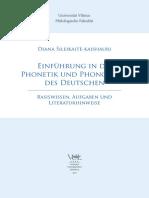 Sileikaite-Kaishauri 2015 Phonetik