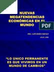 Nuevas Megatendencias Economicas en El Mundo