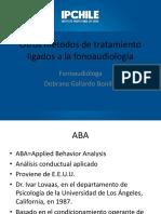 CLASE Otros métodos de tratamiento ligados a la fonoaudiología.ppt