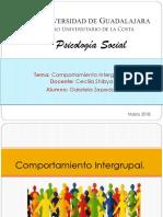 Comportamiento Intergrupal
