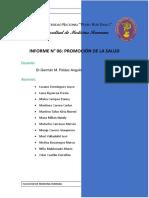 Informe 6 Salud Pública