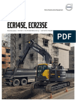 VOLVO ECR145e Ecr235e Product Brochure Final