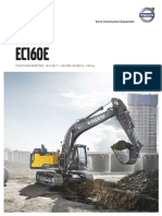 VOLVO EC160e Product Brochure