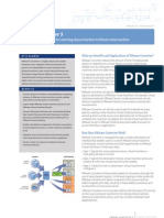 VMware Converter DataSheet