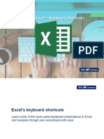 Microsoft Excel Shortcuts for PC