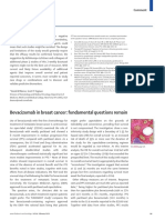 Bevacizumab in Breast Cancer Fundamental Questions Remain Feb 2013