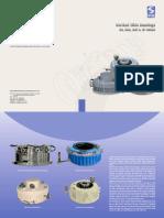 Vertical Slide Bearings Sm, Smd, Smz & Sp Series