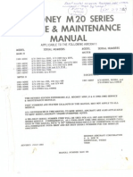 Mooney Service Manual