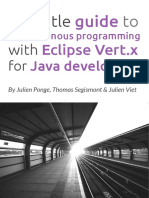 A Gentle Guide to Asynchronous Programming With Eclipse Vert.x for Java Developers