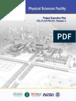 Construction Execution Plan Sample