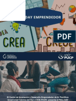Full Day Emprendedor 2018 II