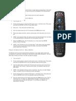 Adb Universal Remote