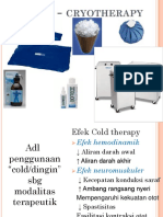 COLD - CRYOTHERAPY.ppt