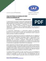 Doc4 - IsO 9001 - Conhecimento Organizacional