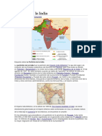 Partición de La India