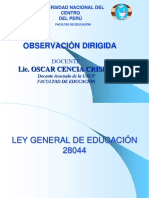 92159850 Ley General de Educacion Ppt