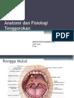 Anatomi Dan Fisiologi Tenggorok (Erina)