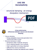AAE556-Lecture 31 Structural Damping