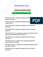 PSYCH 625 MENTOR Principal Education / psych625mentor.com