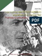 Las luchas del proletariado español y las tareas del Partido Comunista de España - José Díaz.pdf
