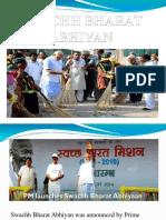 Swa Chh Bharat Abhi Yan