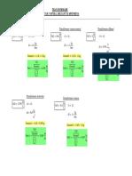 Mathcad - Transformatre L in Kg