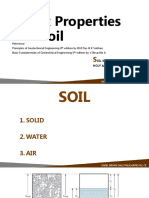 Module 1 - Index Properties of Soil