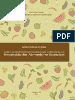 Caderno de Referncia - Alimentao Escolar para Estudantes com necessidades alimentares especiais.pdf