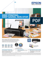 Epson L130 Brochure