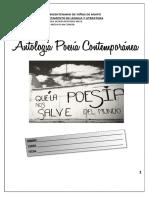Antología Poesía Contemporánea - Cuarto Medio
