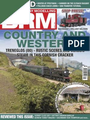 British Railway Modelling 2018-04 | Great Western Railway | Rolling