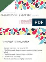 Flixborough Disaster Material Presentation  Edit