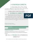 Energia Direta Conteudo