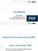 Module 10 - Passive Status Keeper