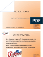 ISO 9001 - 2015 - 2014