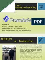Presentation Premiatec Brochure Eng 2018