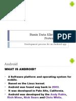 2 - Android Development App 1