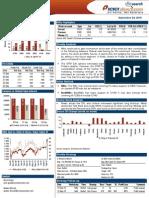 Weekly Derivatives, 2010 Sep 24
