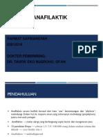 Referat-Anafilaktik