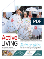 July 2018 issue of Active Living