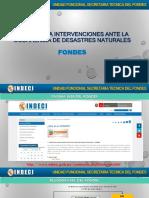 Presentacion Fondes 2018 - Minsa