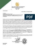 Notificacion - Comisario Douglas Rico
