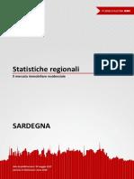 Statistiche Regionali Mercato Immobiliare 2017 Sardegna