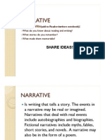 NARRATIVE Design Lessons