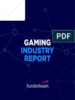 Gaming Industry Report 2018