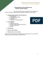 Informationen GCP Deutsch