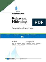 Hidrologi - Modul Ke-5