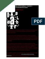 Palabras Mal Usadas y El Periodismo . Capítulo I. DANTESCO y la Dominación Lógica